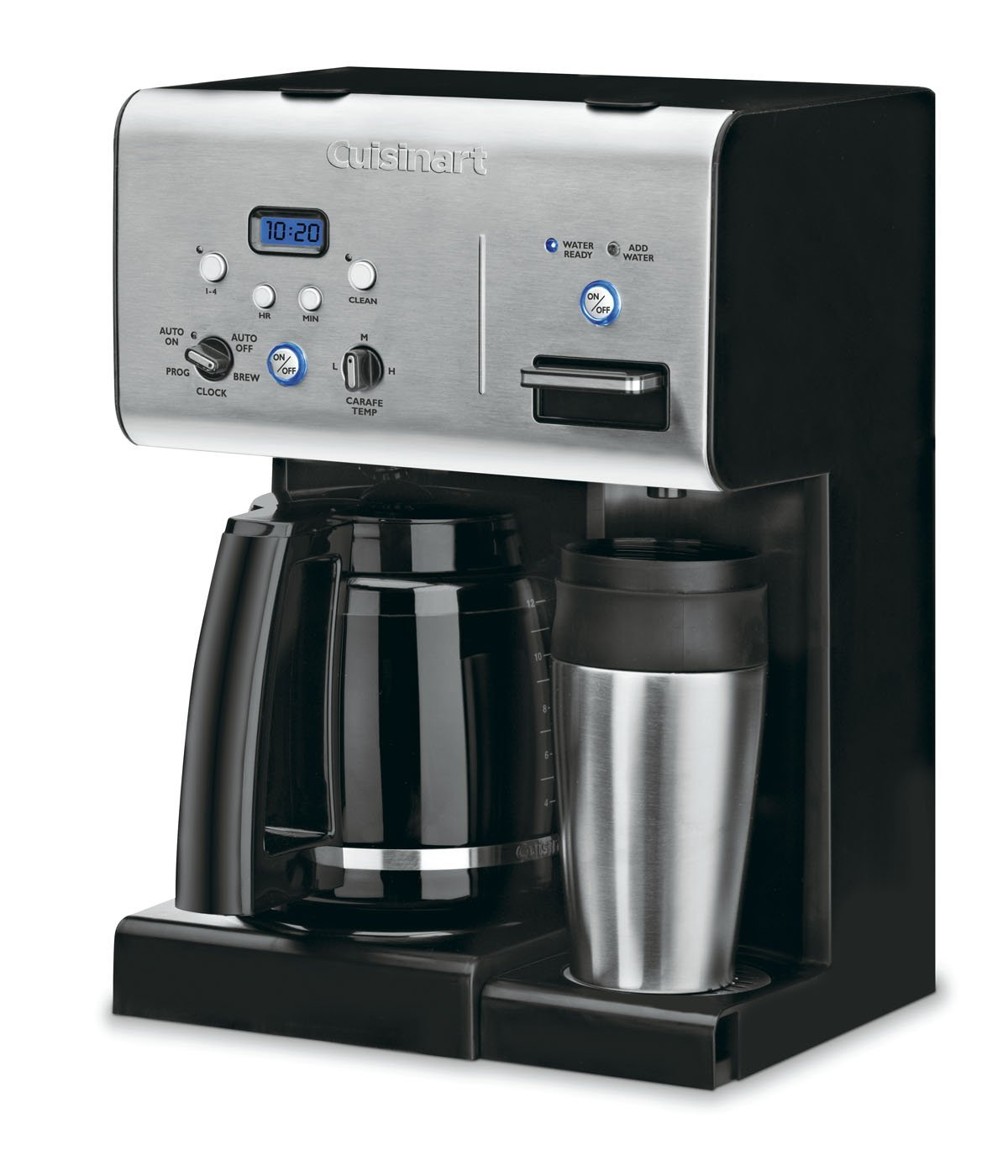 K Cup Coffee Maker Ratings : Cuisinart CHW-12 Review Best Coffee Maker Reviews